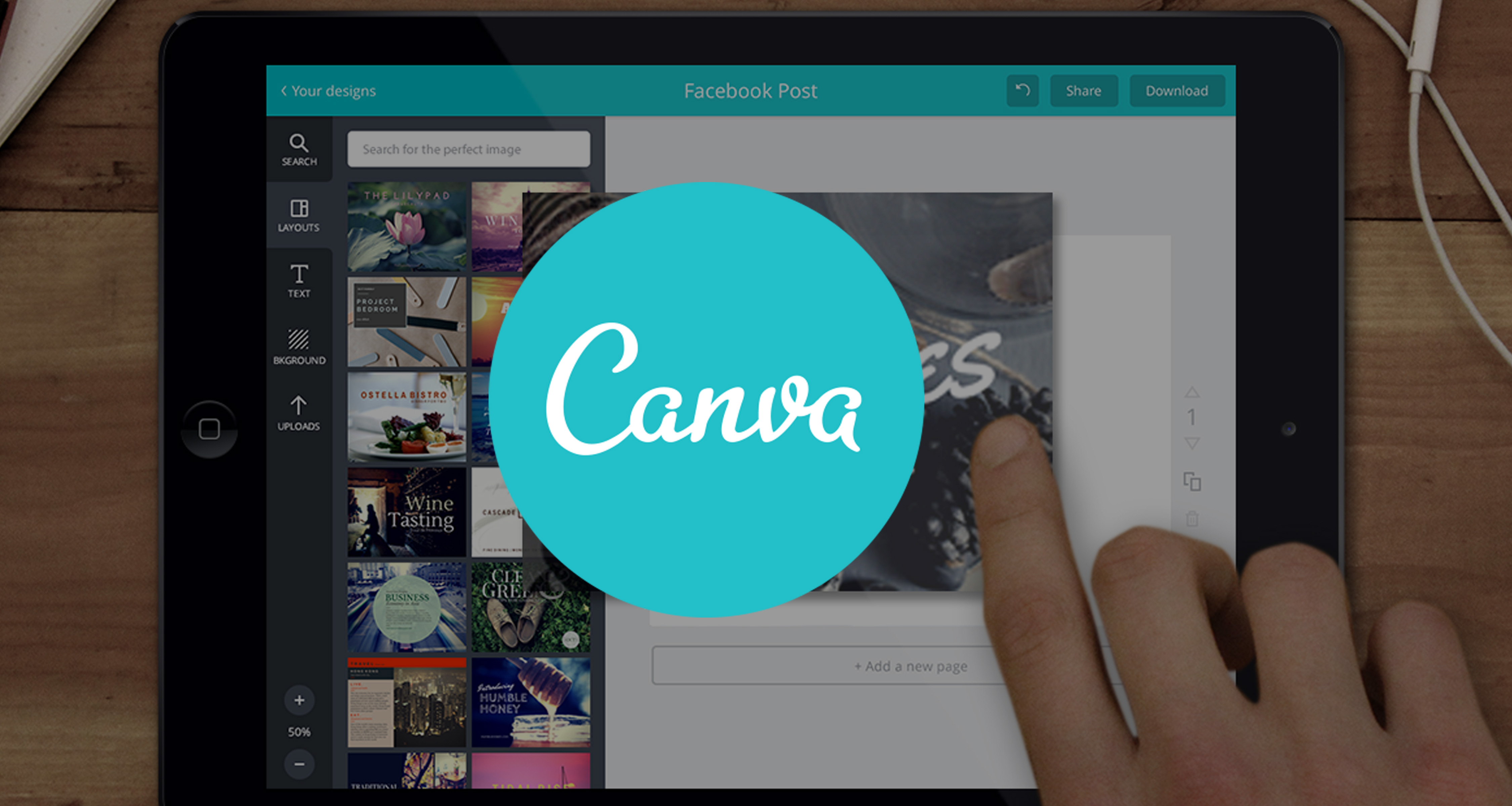 Easy Ways to Design Awesome Posters and Images Online with Canva ...