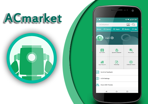 AC Market - The Best Alternative To Any Official Android App